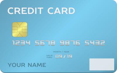 有効期限切れのカード
